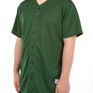 Button up Baseball Jersey